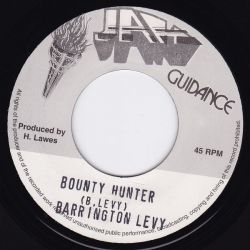"Barrington Levy - Bounty Hunter - 7"""