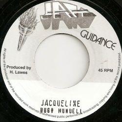 "Hugh Mundell - Jacqueline - 7"""