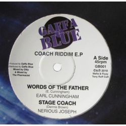 Various - Coach Riddim EP -...