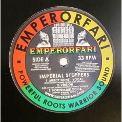 Imperial Steppers - Mercy...