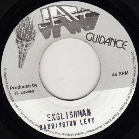 Barrington Levy - Englishman - 7""