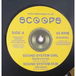 Sandra Cross - Sound System...