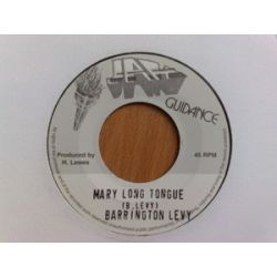 Barrington Levy - Mary Long Tongue - 7""