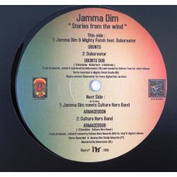 Jamma Dim - Stories from...