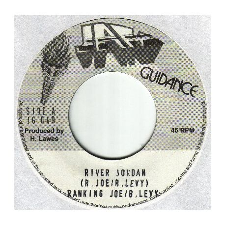 Ranking Joe /  Barrington Levy - River Jordan - 7""