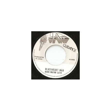 Barrington Levy - Blackheart Man - 7""