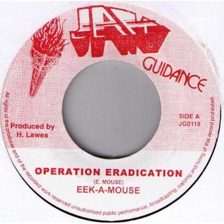 """Eek-A-Mouse - Operation Eradication - 7\"""""""