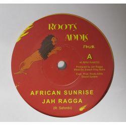 Jah Ragga - African Sunrise...
