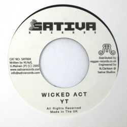 "YT - Wicked Act - 7"" -..."