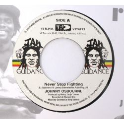 Johnny Osbourne - Never...