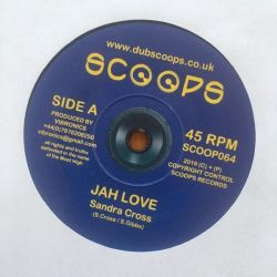 Sandra Cross - Jah Love -...