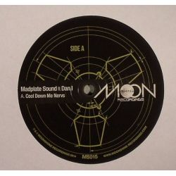 Madplate Sound /  Dan I - Cool Down Me Nervs - 12""