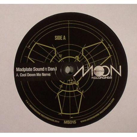 "Madplate Sound /  Dan I - Cool Down Me Nervs - 12"""