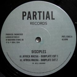 The Disciples  - African...