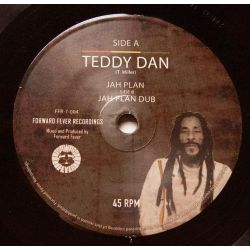 "Teddy Dan - Jah Plan  - 7""..."