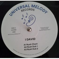I-David - Nyah Chant / Safe...