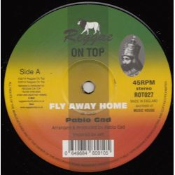 Pablo Gad - Fly Away Home -...