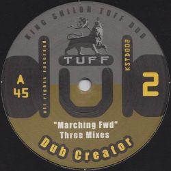Dubcreator, Simon Nyabin ‎– Marching Fwd / High Grade Sensi - 12""
