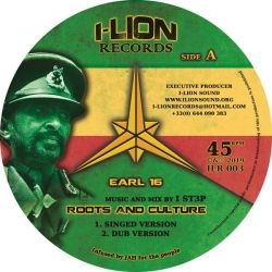 Earl Sixteen - Roots And...