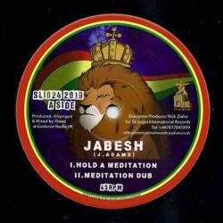 Jabesh / I-David - Hold A...