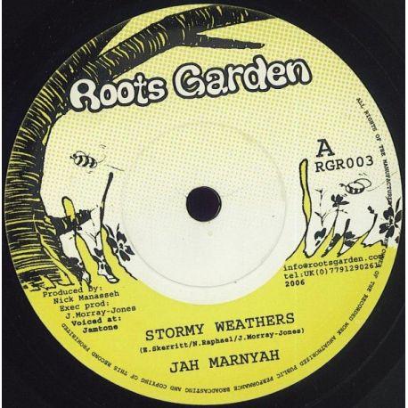 "Jah Marnyah - Stormy Weather - 7"""