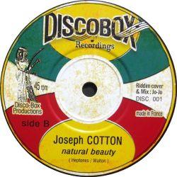 "Joseph Cotton - Vital Spirit / Natural Beauty - 7"""