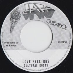 Cultural Roots - Love Feelings - 7""