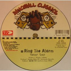 Tenor Saw , Nardo Ranks - Ring The Alarm , Skin Out - 12""