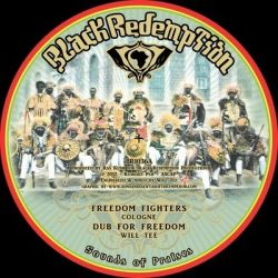 """Cologne  /  Will Tee /  Turbulence  - Freedom Fighters - 10"""""""