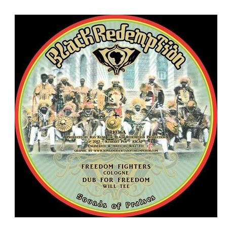 Cologne  /  Will Tee /  Turbulence  - Freedom Fighters - 10""