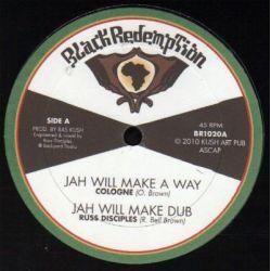 """Cologne  /  Turbulence  - Jah Will Make A Way / Always Fari - 10"""""""