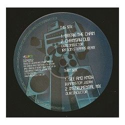 Bunnington Judah /  Dubconductor /  Iration Steppas - See And Know / Break The Chain - 10""