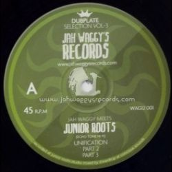 Junior Roots , Junior B - Dubplate Selection Vol.3 - 12""