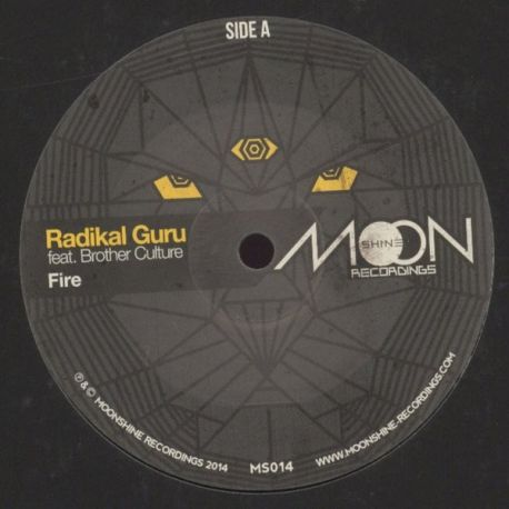 Radikal Guru /  Brother Culture - Fire - 10""