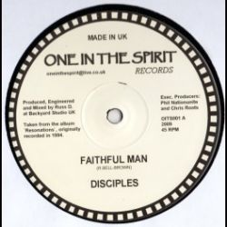 The Disciples  - Faithful Man - 12""