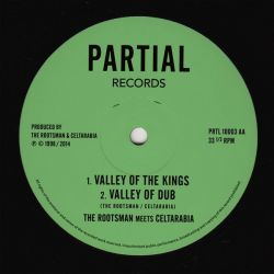 Rootsman, The /  Celtarabia - Intifada / Valley Of The Kings - 10""