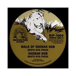 """Roots Ista Posse - Walk Of Shebah / Supah Powa - 10\"""""""