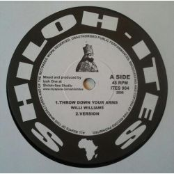 Willi Williams - Throw Down Your Arms - 12""