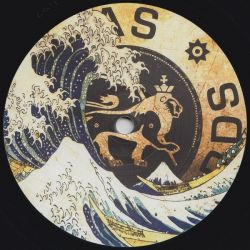 Dub Dynasty /  Ras Tinny - Monsoon Come / Free - 10""