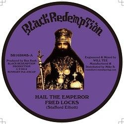 Fred Locks /  Micah Shemiah - Hail The Emperor / We Know  - 10""