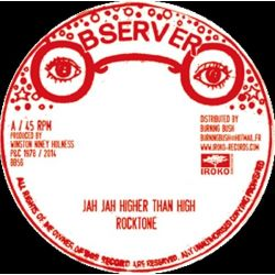 Rockstones - Jah Jah Higher Than I / Unbelievers - 12""