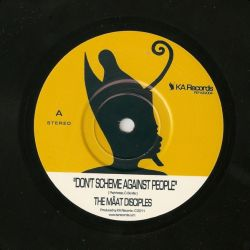 Various - Don't Scheme Against People / Natty Don't Want No Digital - 7""