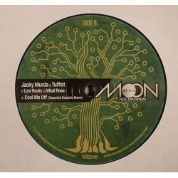 Jacky Murda /  Tuffist /  Levi Roots /  - Cool Me Off - 12""