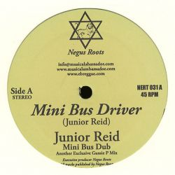 Junior Reid /  Horace Martin - Mini Bus Driver / Repatriation - 10""