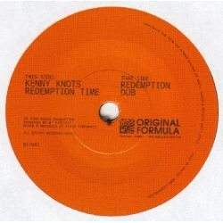 Kenny Knots - Redemption Time - 7""