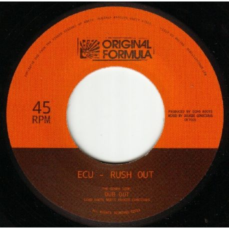 Ecu - Rush Out - 7""