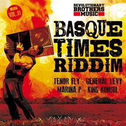 Revolutionary Brothers - Basque Times Riddim - 10""