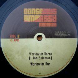 "Luciano  - World Crisis - 12"""