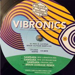 """Vibronics - Samsara Ep - 12"""""""
